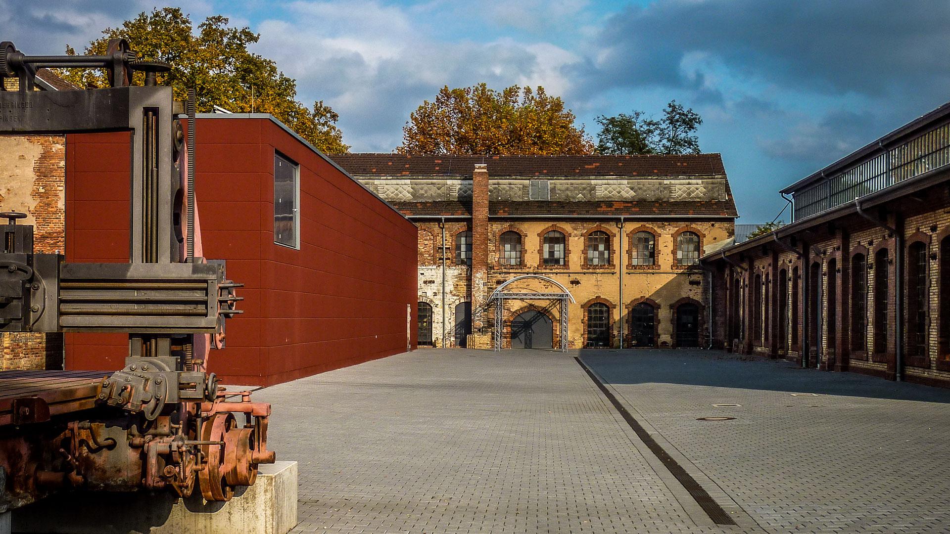 Umbau, Sanierung, Kulturbau
