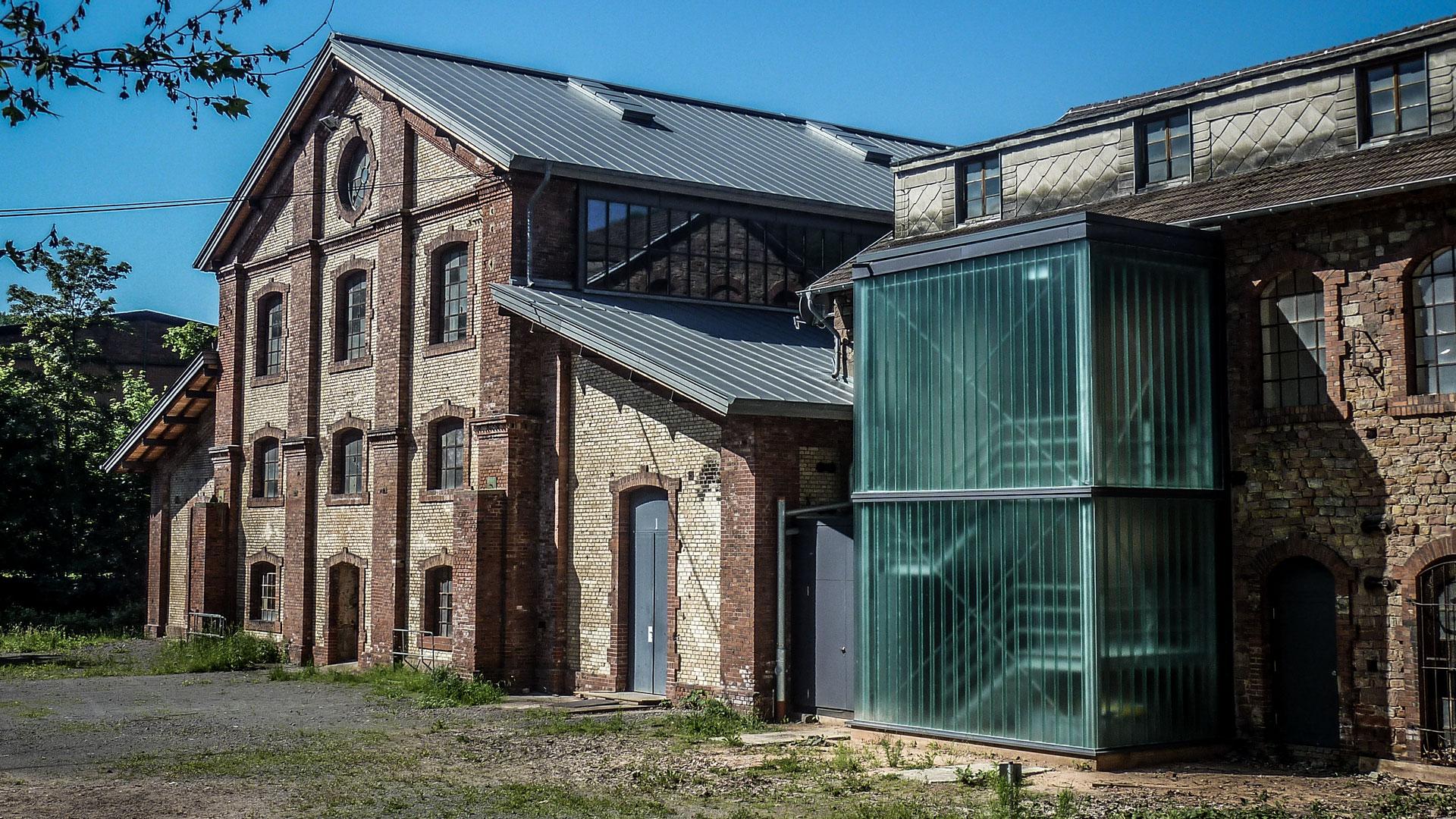 Industriedenkmal Umbau Architekt