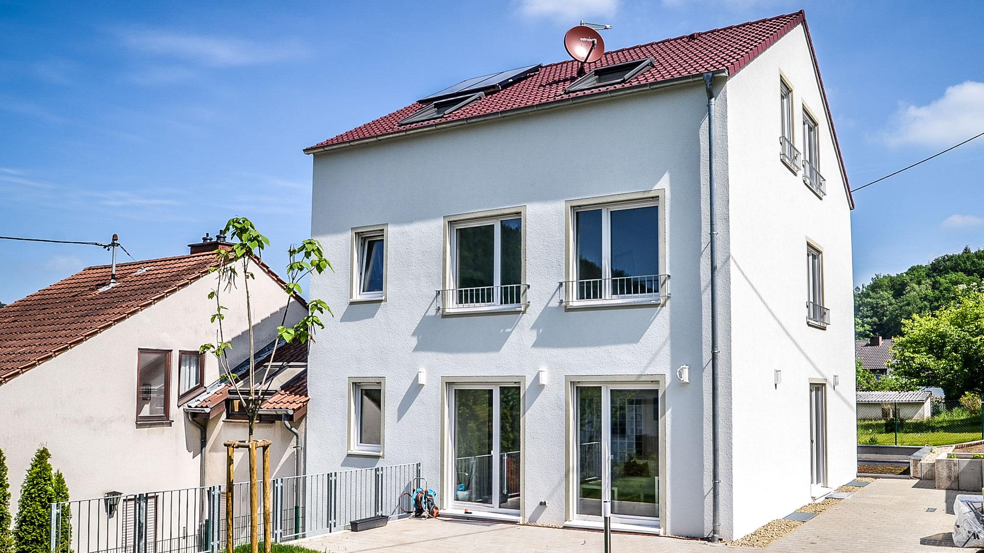 Architekt Neubau Einfamilienhaus