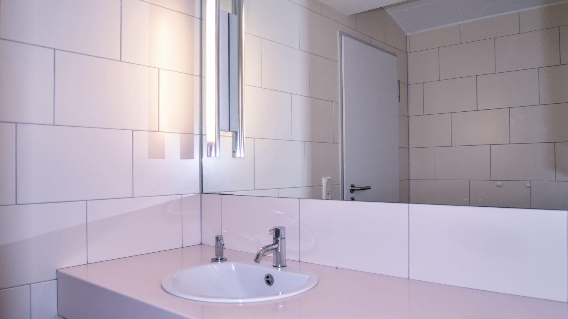 Sanierung von Sanitär-Anlagen Architekt