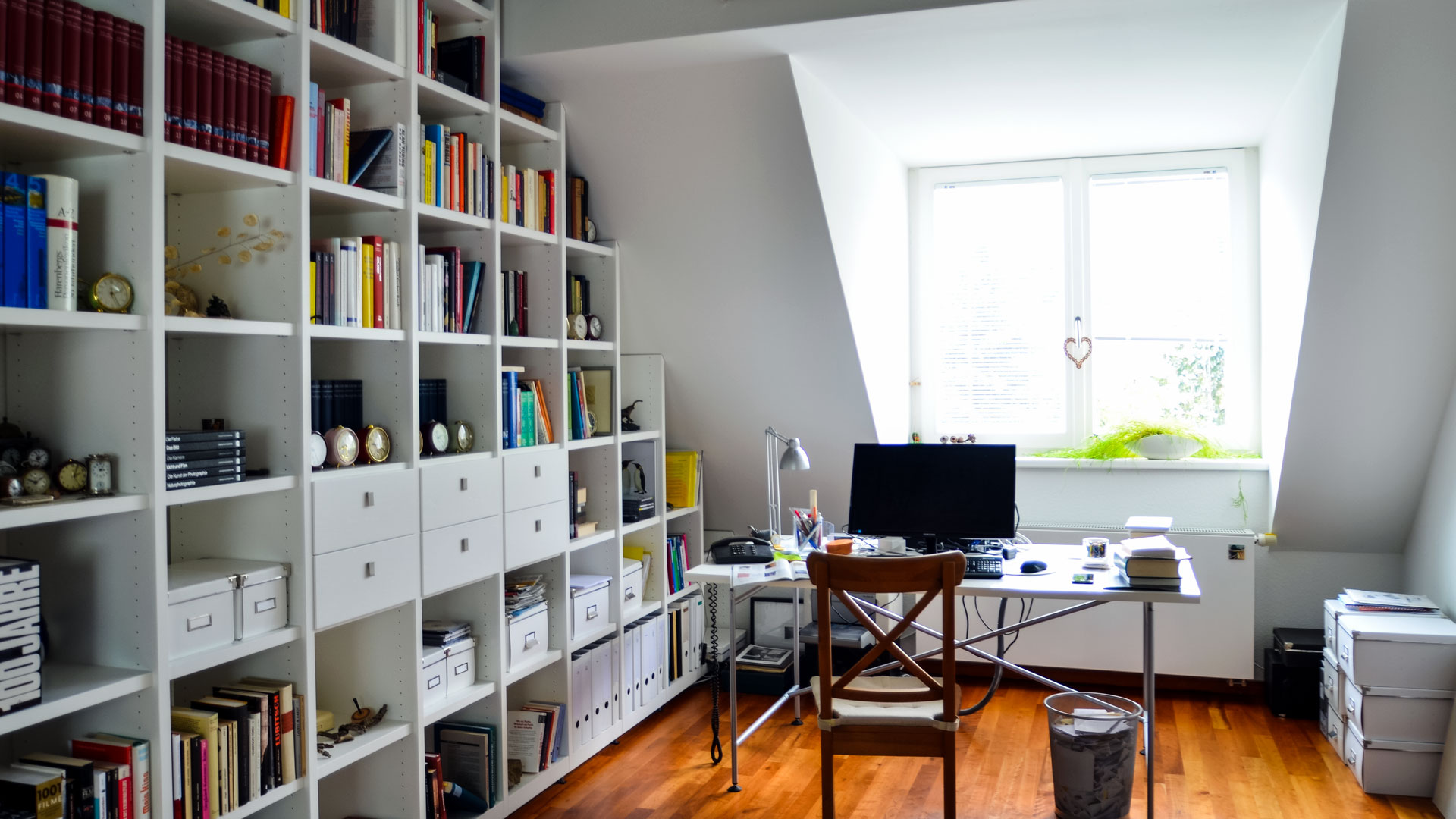 Sanierung zu einem modernen Wohnhaus