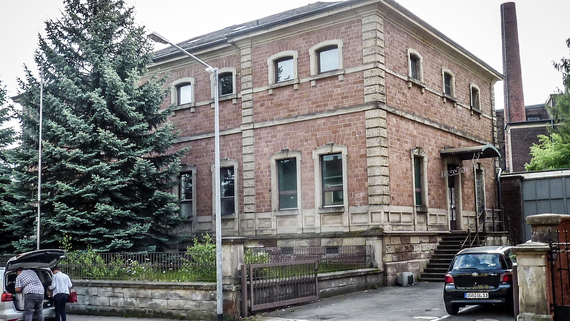Umbau ehemalige JVA St.Ingbert