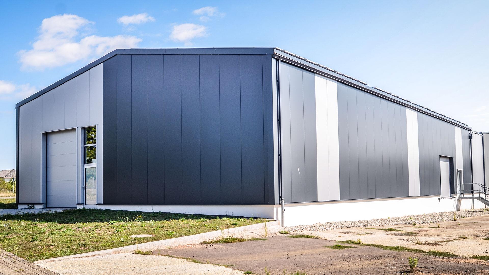 Gewerbebau Architekt Saarland